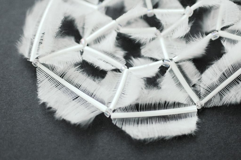 janaina milheiro crafts feather wings victorias secret